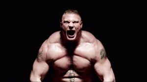 Brock Lesnar could be real beast if booked properly.